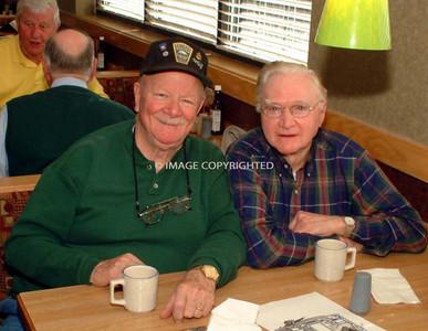 Retired  Police Breakfast 2007