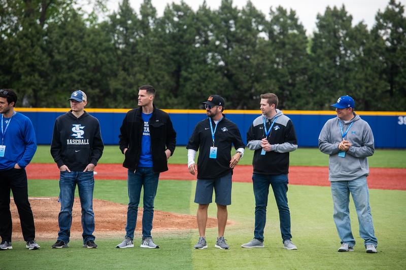 baseball vs. SIU - 2019