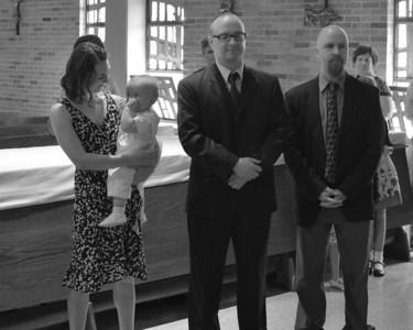 Teddy's Baptism Sept 9 2012