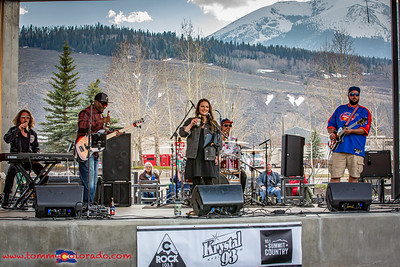 Silverthorne First Friday with SMRF May 2021