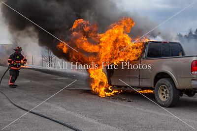 20180127 - City of Mount Juliet - Car Fire
