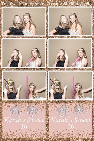 Kara's Sweet 16