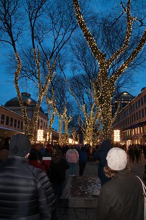 Faneuil Hall Marketplace  29-Nov-2014