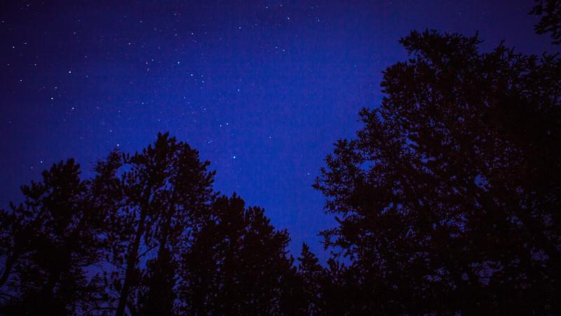 Colorado Night Sky from Mt. Elbert