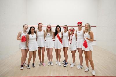 2/19/20: Girls' Varsity Squash v Deerfield