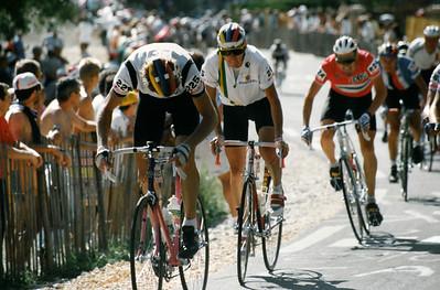 World Pro Road Race Chambéry 1989