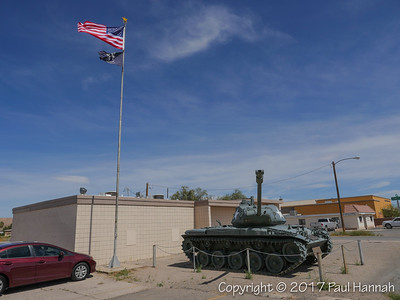Nevada VFW, American Legion, Veterans Parks, Monument Vehicles