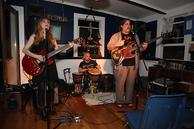 No Place Special House Concerts on May 15th. Paparicci Furlani's Birthday, Danielle Miraglia, Tom Bianchi, Danny Peck and Paparicci's JERK CHICKEN!!!