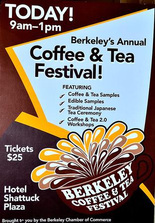 Berkeley Tea and Coffee Festival