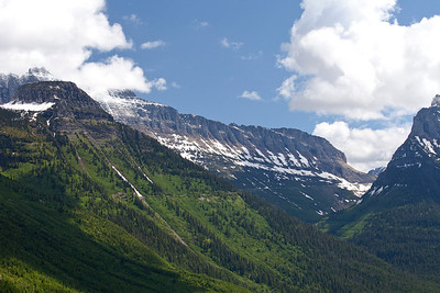 West Glacier National Park, Montana