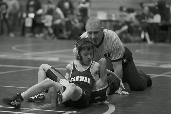 Twin County Junior Wrestling League 2013 Regional Tournament