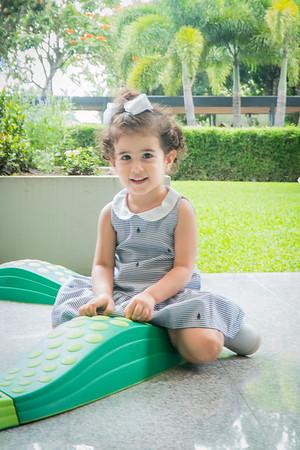 Ana Graciela 1st Birthday