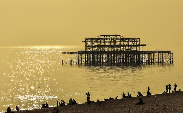 Pics from Brighton,UK