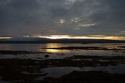 Sunrise at Borgir