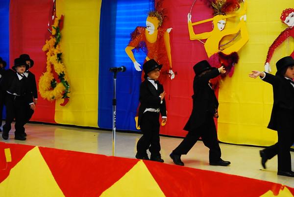 CHA 2015 Circus