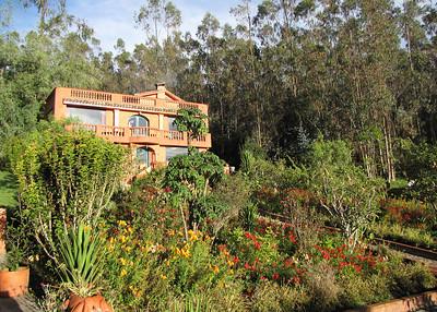 Otavalo, Ecuador, Ali Shungu Mountaintop Lodge and Area - 9/8/10 to 9/14/10
