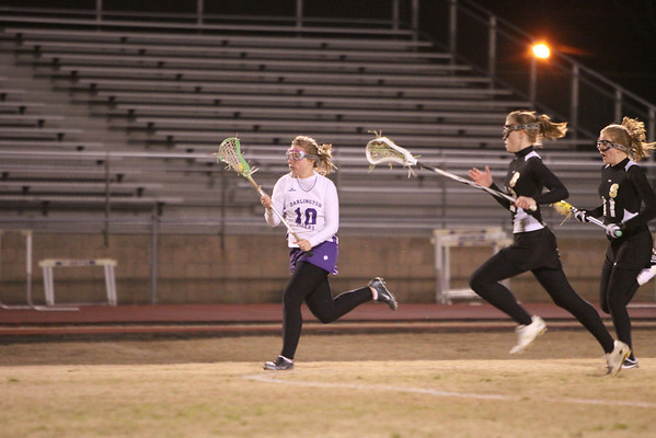 Darlington LAX Varsity Girls 2/24/09