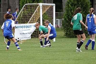 U17 Girls Addison United II vs Derby Wildcats