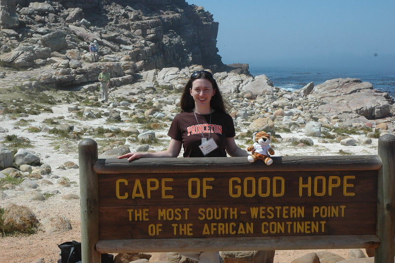 Cape of Good Hope - Leslie Rowley