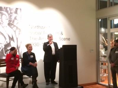 Meet & Great in Edmonds at the Cascadia Art Museum