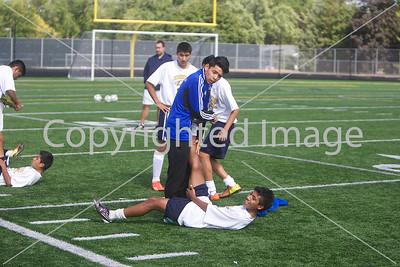 2013-09-21 JFK Soccer Boys Varsity vs St. Louis Park