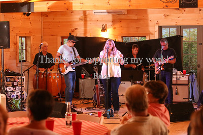 Deb Brisson and the Hay Burners at Tourterelle