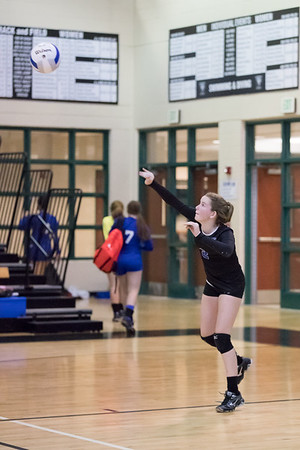 9-28-2017: JV Girls Volleyball- CSN vs Clewiston