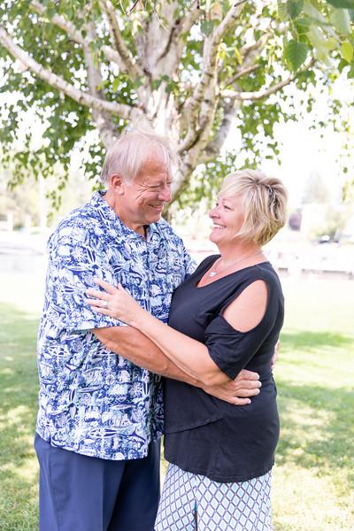 Denise + Bill