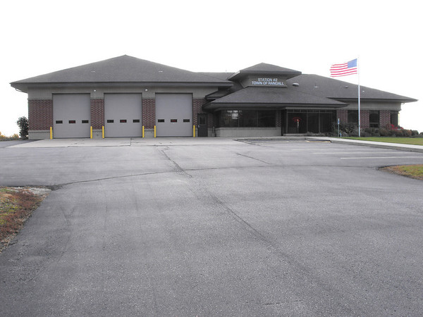 M.A.B.A.S Division 101 Firehouses Kenosha County