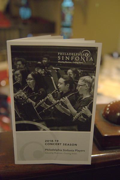 Philadelphia Sinfonia 2019