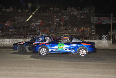 UMP DIRTcar Sport Compacts (Factory Stocks)