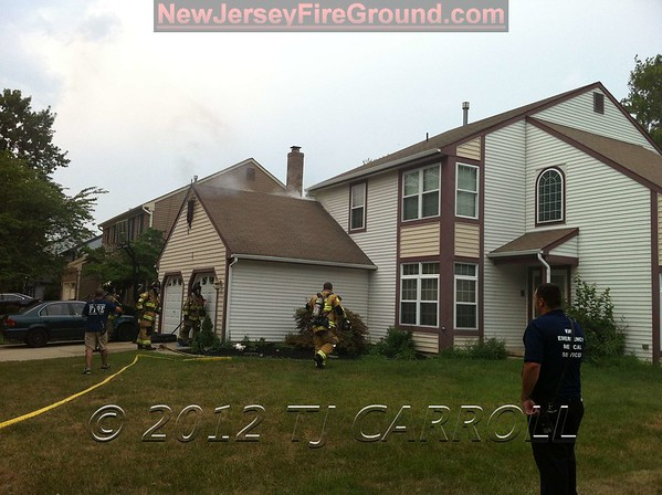 7-19-2012 (Camden County) GLOUCESTER TOWNSHIP - 22 Stonegate Court - Dwelling All Hands
