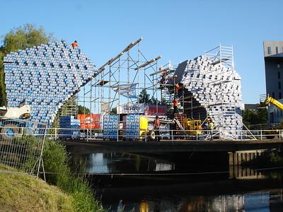 2005-0614 Bierkrattenbrug TU/e