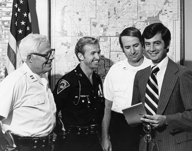 James Coleman, Robert Leary, Tim Martin, Goldsmith 1979