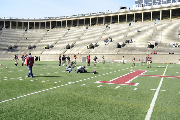 PENN FOOTBALL V HARVARD  11.12.2011