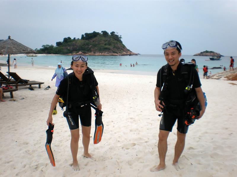 [20080515] Will & Bee Scuba Diving @ Redang (27).JPG