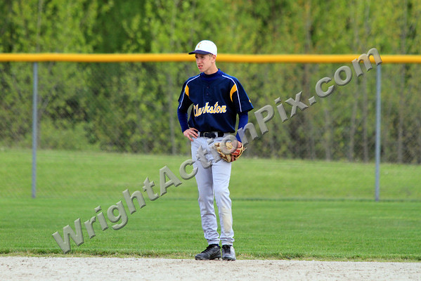 2010 05 18 Clarkston JV Baseball