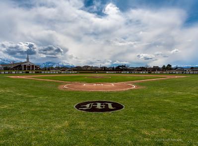 Baseball Varsity Springville Game 3 2019