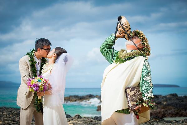 Congratulations Yujia & Le!