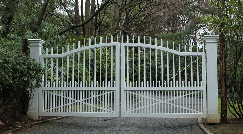 177 - 468522 - Greenwich CT - Westchester Driveway Gate
