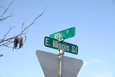 """""""Fight Corner.""""  Only long-time residents would recall the colorful history of 8th and E. Illinois intersection in Spearfish.  It's where many disgruntled kids settled their differences."""