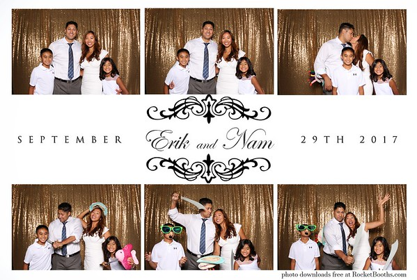 Erik and Nam