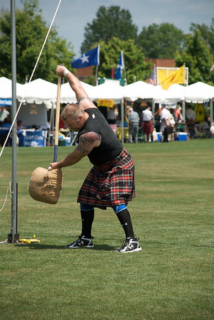 Greenville Scottish Games 2009