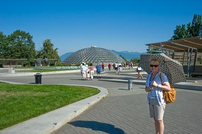 Stanley Park, Granville Island in Vancouver