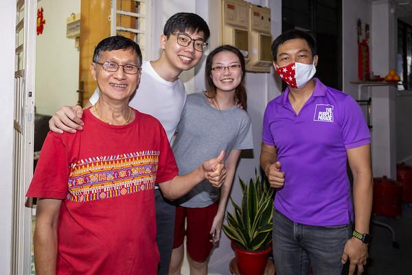 072120  Advisor Visit @ Blk 45 Chai Chee Avenue