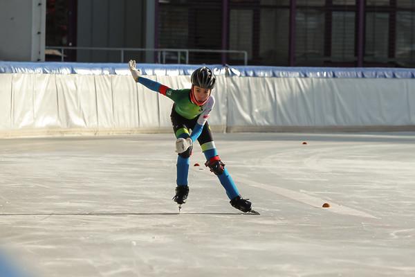 Österreichische Nachwuchsmeisterschaften Tag 1