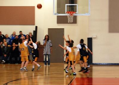 Upwards Basketball - 2014