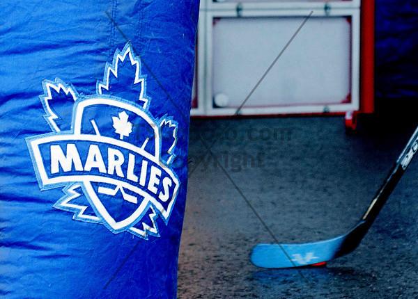111002 - Marlies vs Syracuse in Schomberg ON
