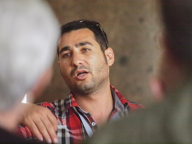 Isa Bey Moscue (Guide: Serkan Yesilmen). Photo: Martin Bager.