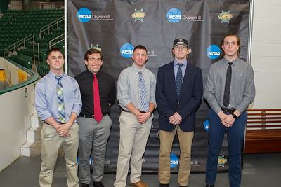 Oswego State Athletics Banquet 2016